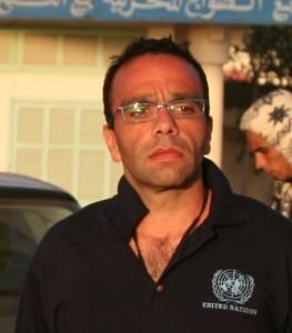 José Luis Jiménez, autor del artículo.