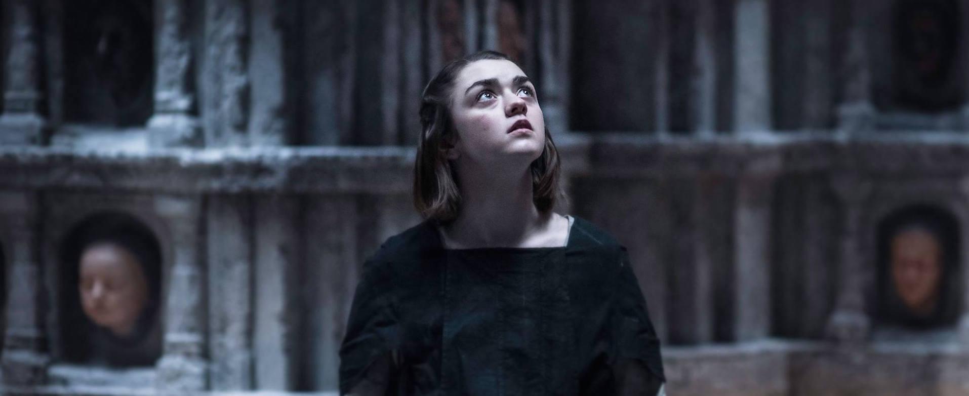 #Juegodetronos 6 impulsa a las hermanas Stark. Arya tendrá que sobrevivir (Fotografía del Facebook oficial de Juego de tronos).