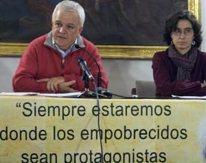 Carmelo Ramírez, en unas jornadas solidarias en Las Palmas. (foto Creative Commons).
