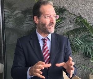 Juan Flores (Telefónica).