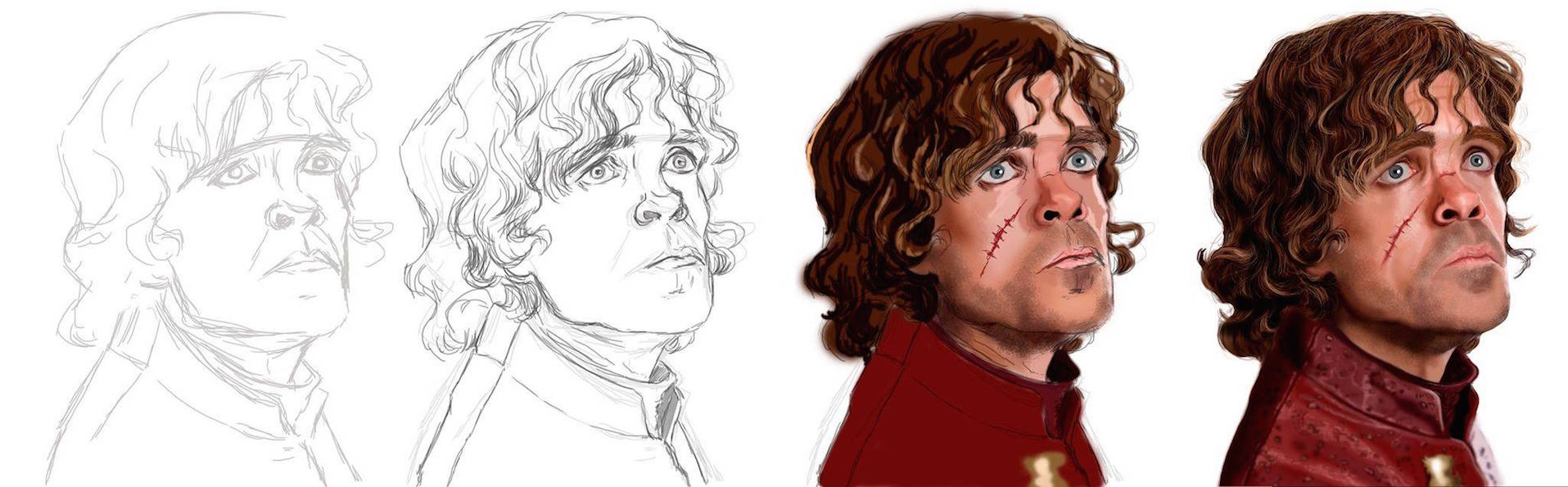Tyrion Lannister, uno de los favoritos de todos los fans de #JuegodeTronos, logra llegar vivo a la última temporada.