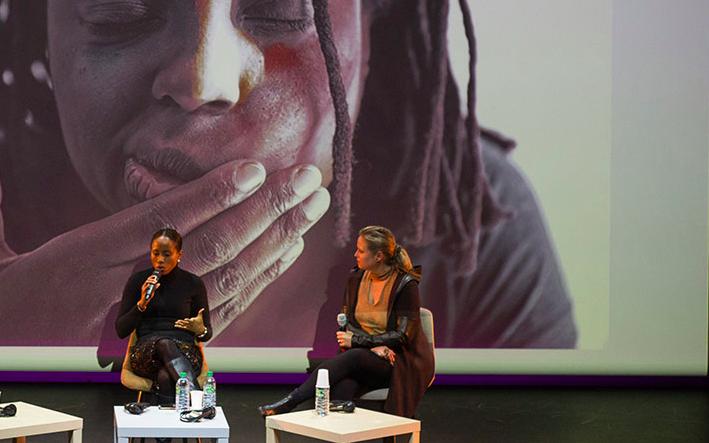Akka-París desarrolla encuentros comisariados por Salimata Diop.
