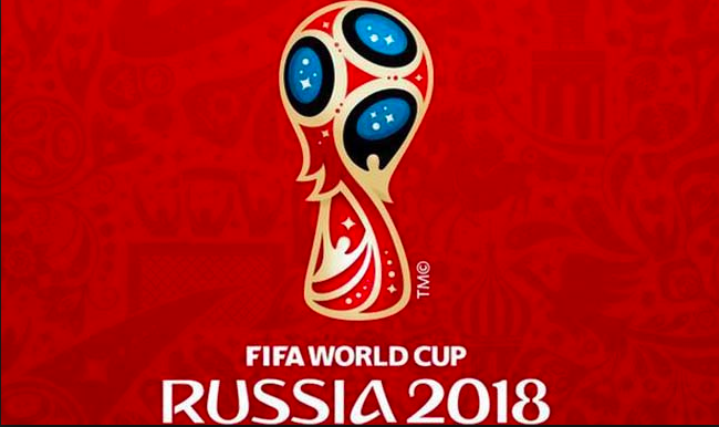 Imagen de la copa del mundial de Fútbol de Rusia 2018, convertida casi en Matrioska.
