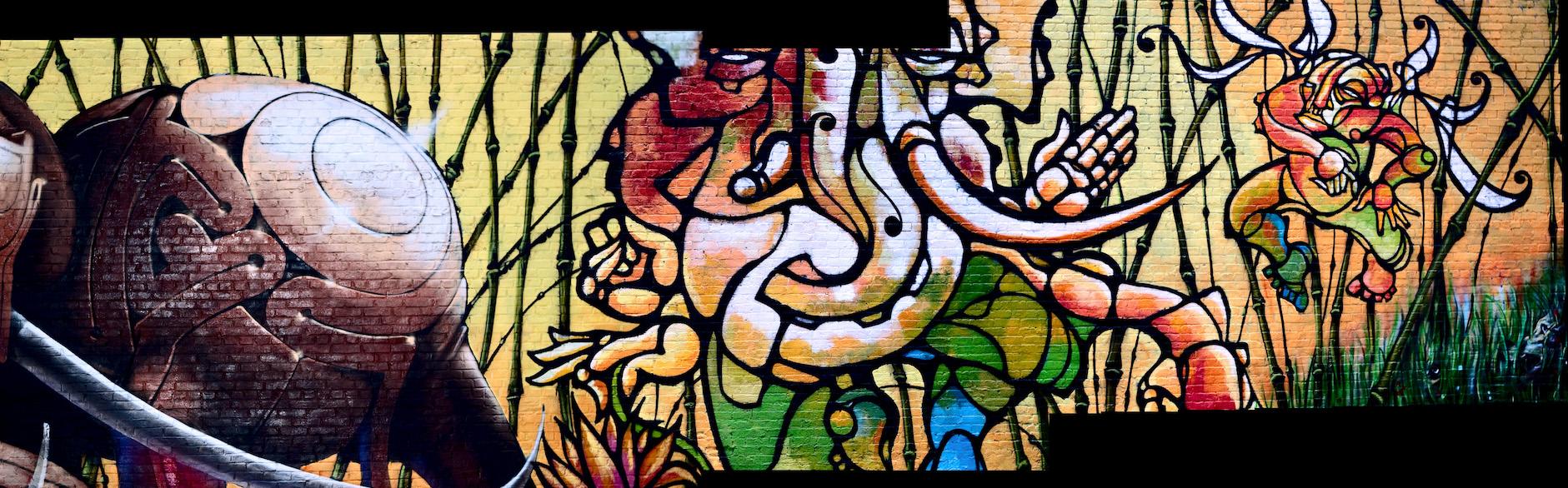 'Dumbo Arts Center' te ofrece una verdadera panorámica del Arte en Brooklyn.