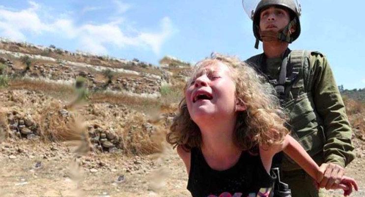 Ahed Tamimi sabe bien desde niña que la vida no es fácil en Nabi Saleh.