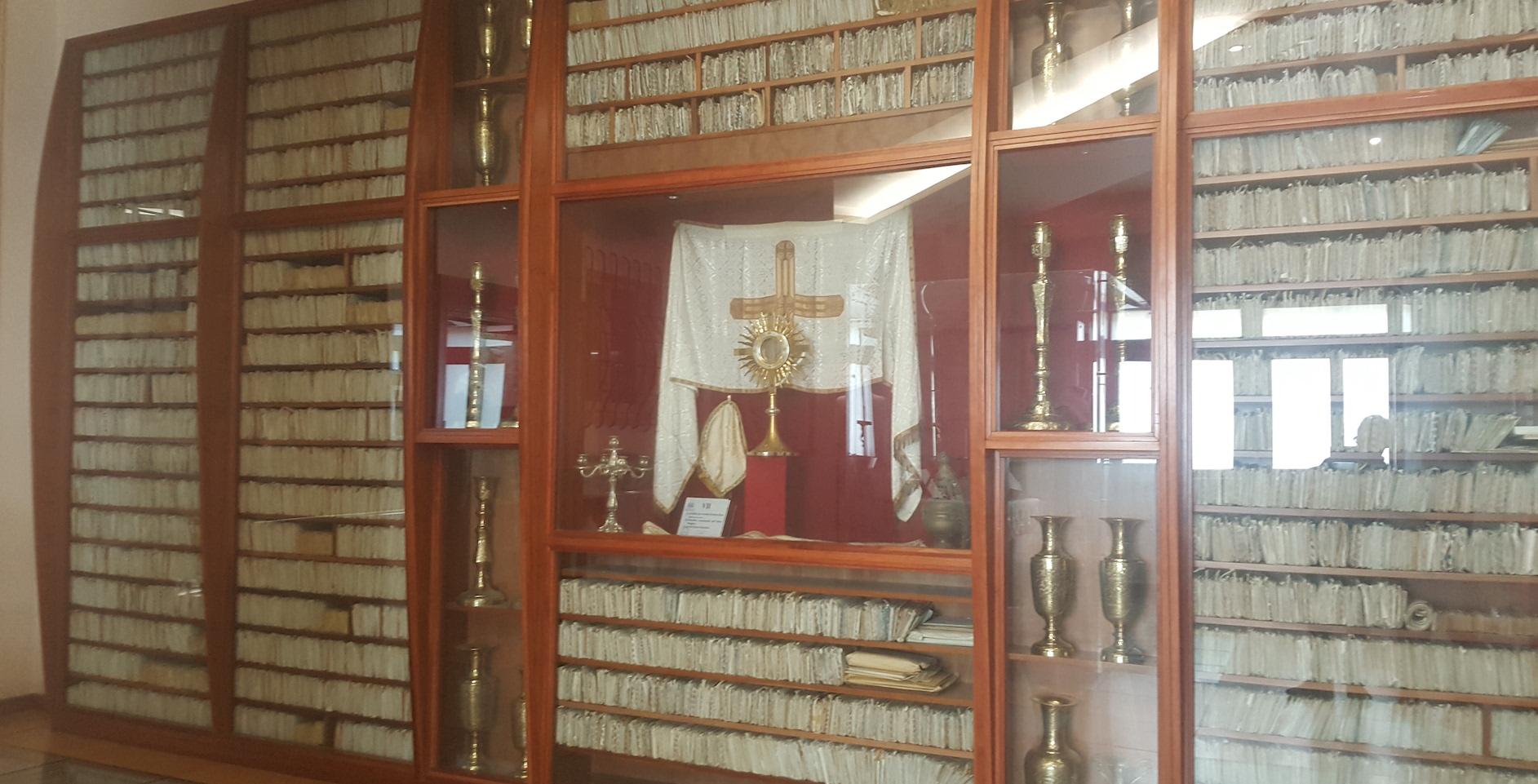 Al convento de capuchinos llegaban cartas desde todas partes del mundo para el Padre Pío (Foto Espiral21)