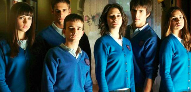 Ana de Armas, nominada a Globo de Oro 2020, en 'El Internado'... ¿Adónde se te va la mirada?